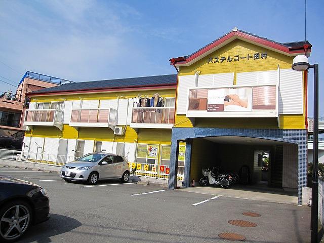 パステルコート田村外観写真