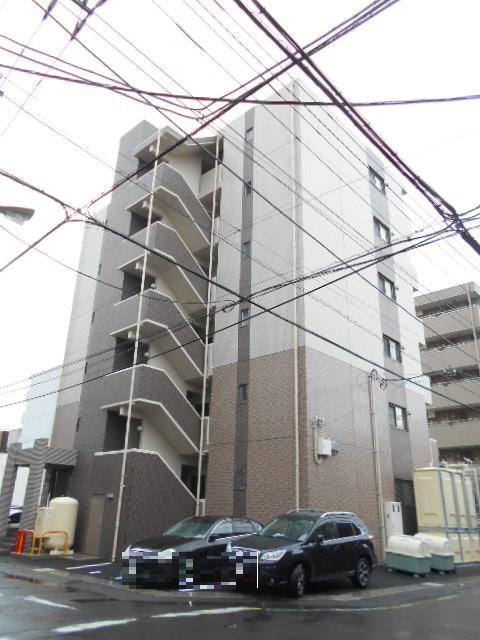 (仮)新宿町マンション外観写真