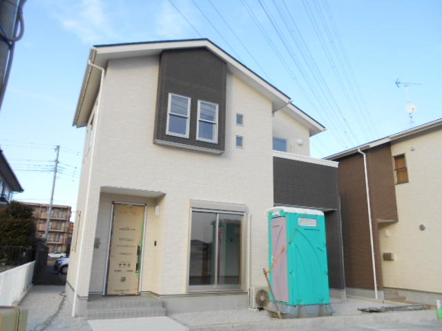 (仮)加藤戸建住宅A-1外観写真