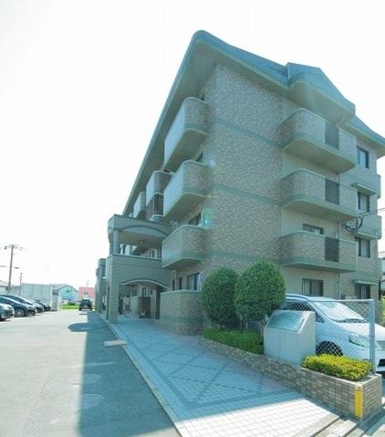 グレースマンション・ヤナセ外観写真