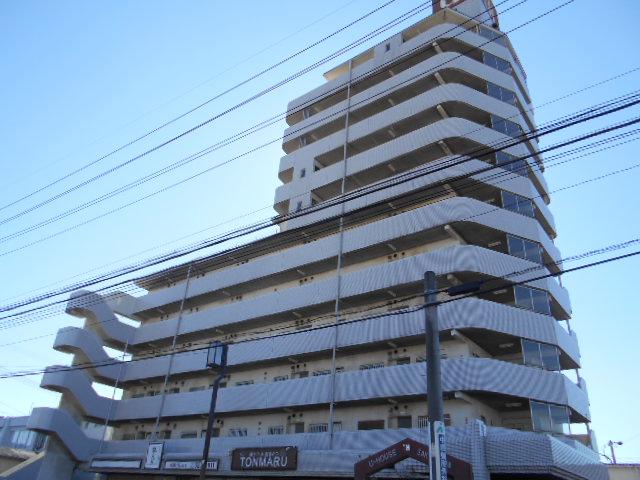 ユーハウス左京山外観写真
