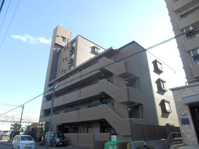 エアーシャトー六田外観写真