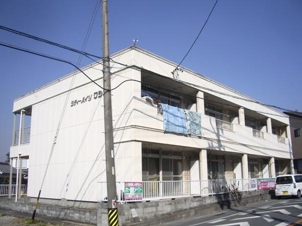 シティハイツワシヅ外観写真