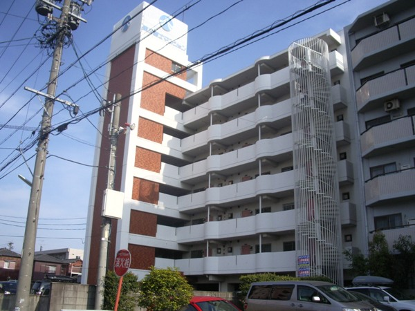 第三富士マンション外観写真