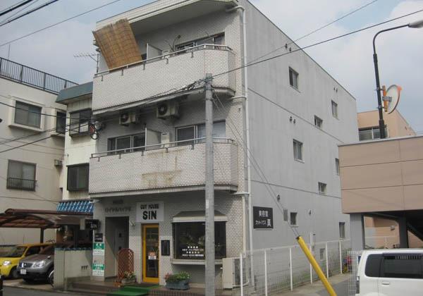内田橋ロイヤルハイツⅡ外観写真