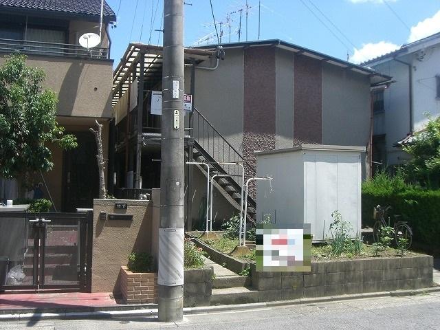 弥生荘外観写真