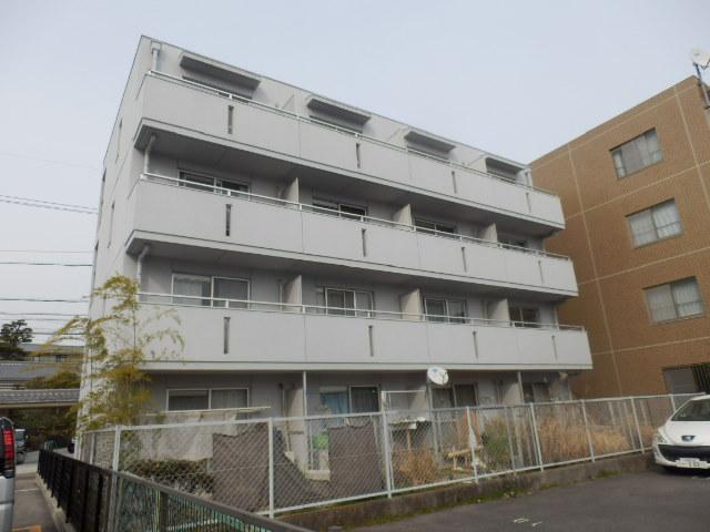 植田スィートハウス外観写真