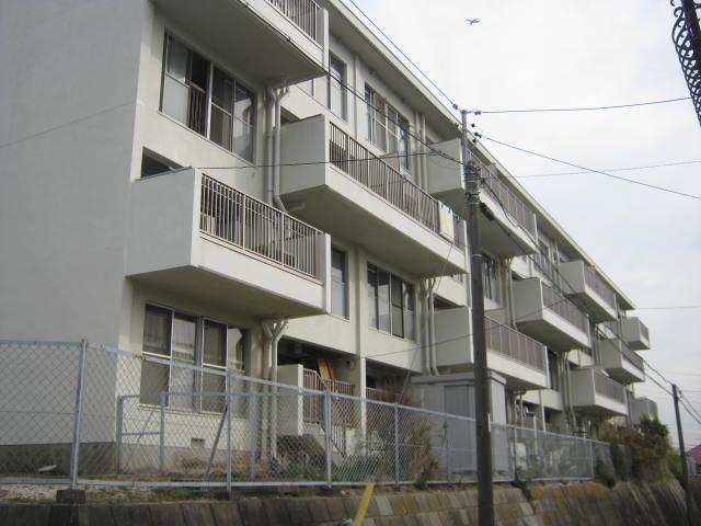 植田山住宅外観写真