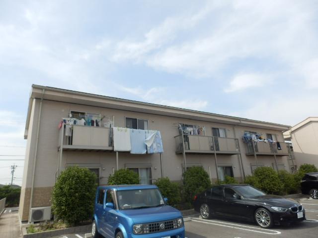 アムール上野台Ⅱ外観写真