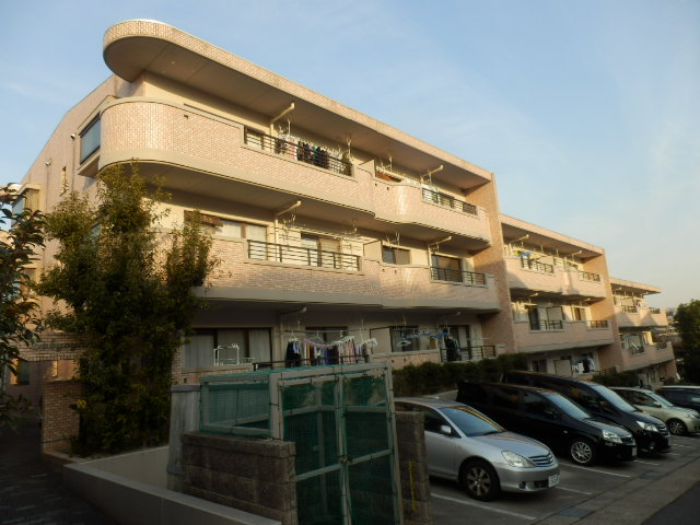 ハーモニ左京山外観写真