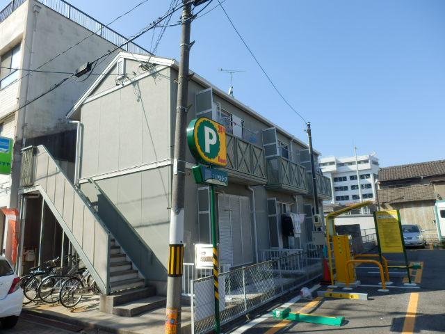 ハイツISHIKAWA外観写真