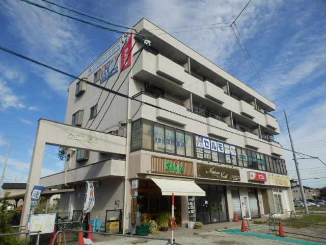 太田川ビル外観写真