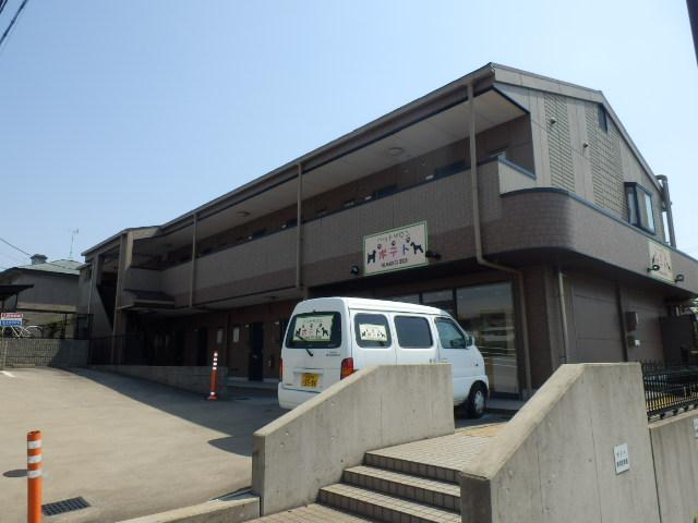 シャトー栗見坂Ⅱ外観写真
