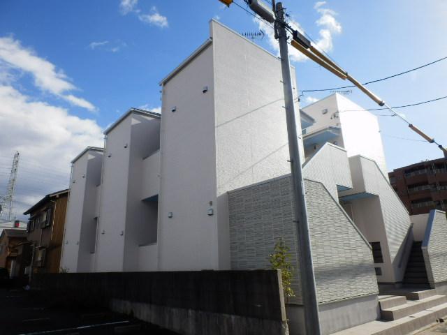 スプリングフォレスト壱番館外観写真