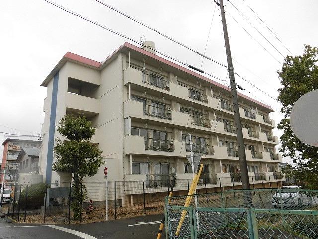 青山パークマンション外観写真
