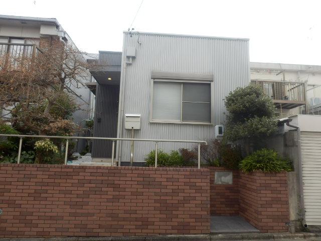 竹内様事務所兼貸家(高坂町173)外観写真