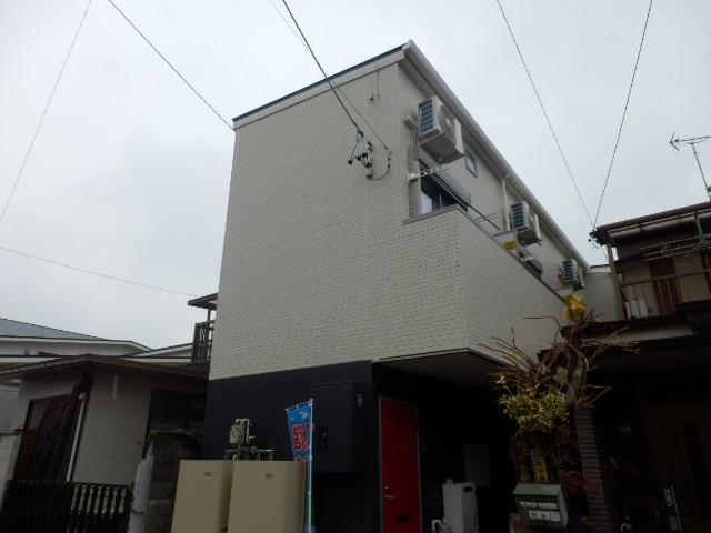 (仮称)緑区鳴子町新築アパート外観写真
