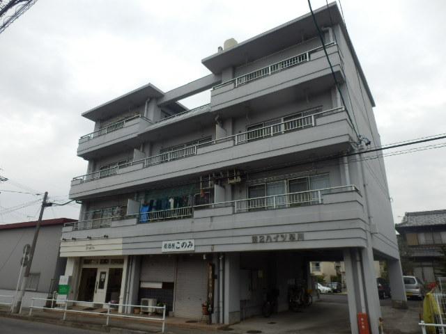 第2ハイツ早川外観写真