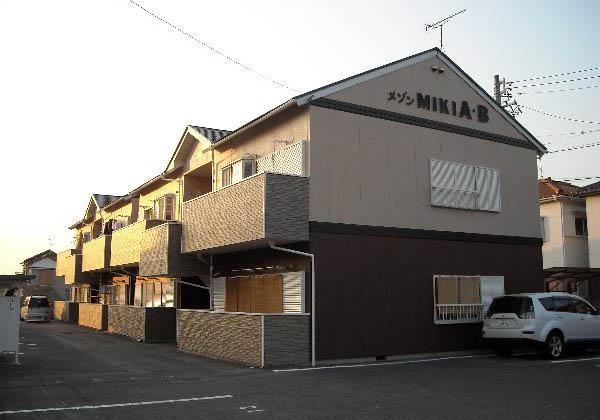 メゾンMIKI外観写真