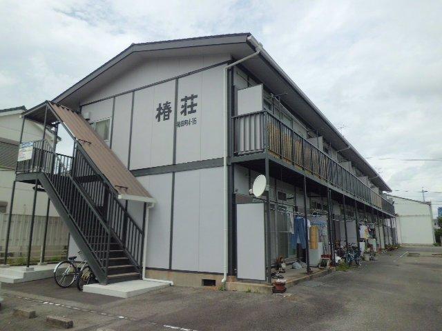 椿荘外観写真