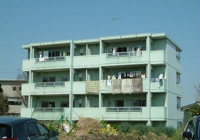 竜美丘ハウス外観写真