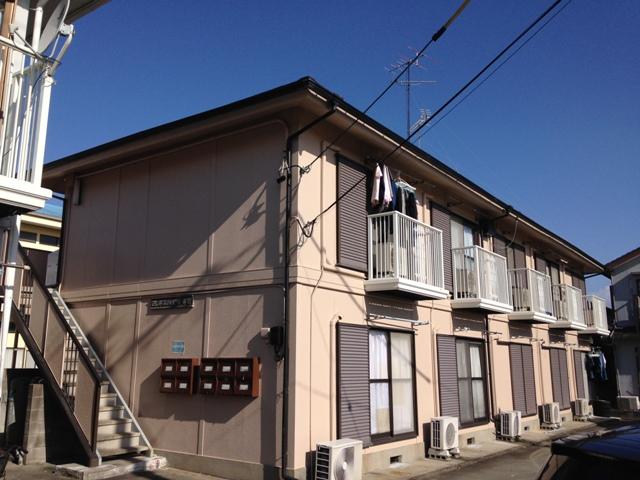 アーネスハイツ本田外観写真