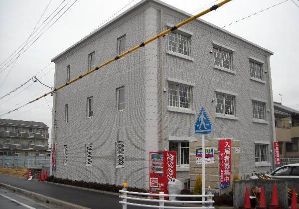 キュービックカーサ岡崎駅外観写真