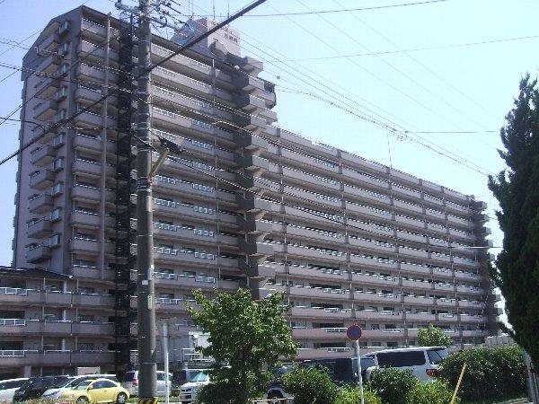 ネオシティ岡崎南外観写真