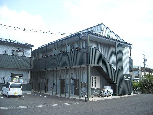 グリーンヴィレッジ上川田B外観写真