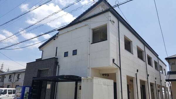 House C.R.A外観写真