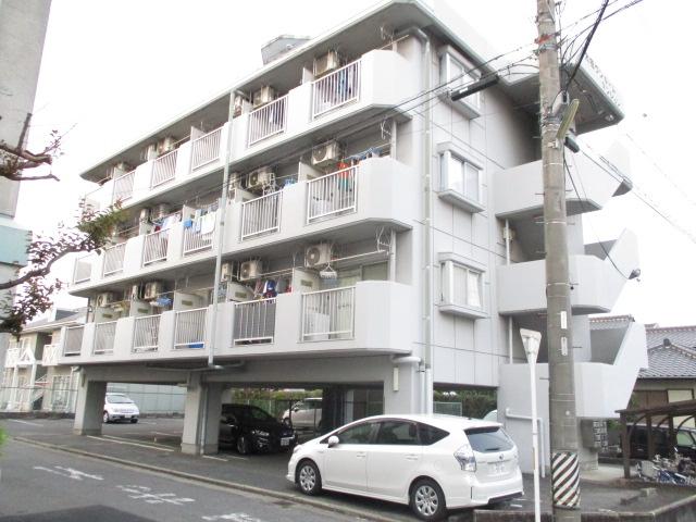 太田ワンルームマンション外観写真