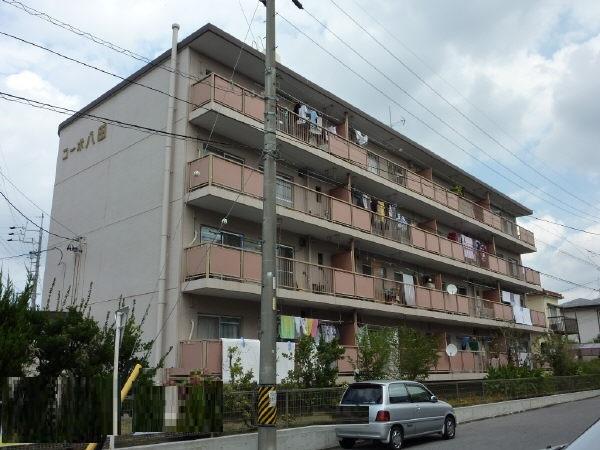 コーポ八田外観写真