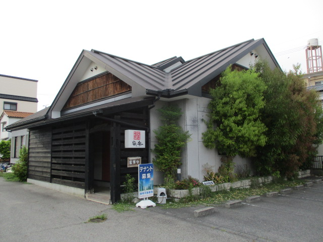 日名中町店舗外観写真