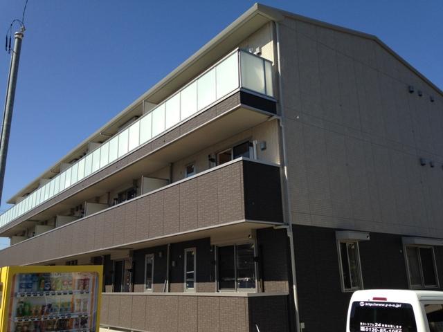 グリーンシティ竜美K棟外観写真