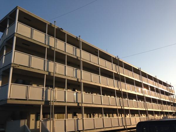 ビレッジハウス美合 4号棟外観写真