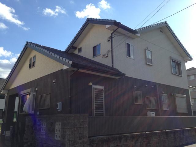 岡崎市日名南町戸建外観写真