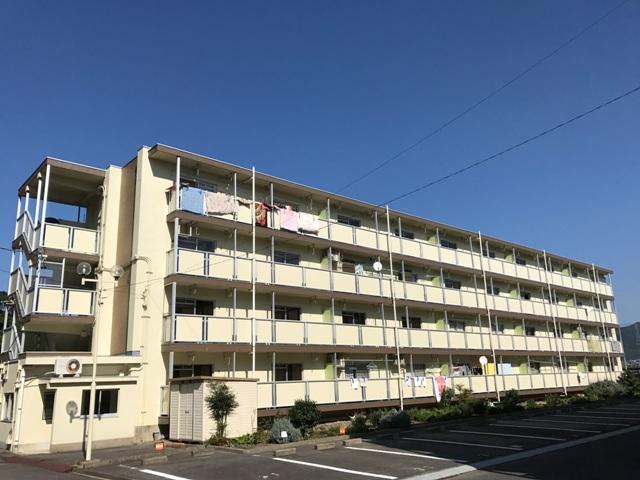 ビレッジハウス幸田4号館外観写真