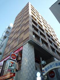 プレミアステージ三田慶大前外観写真