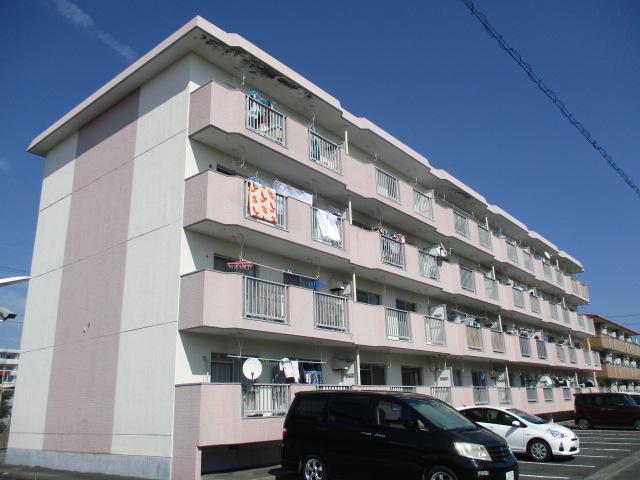 柳田マンション外観写真