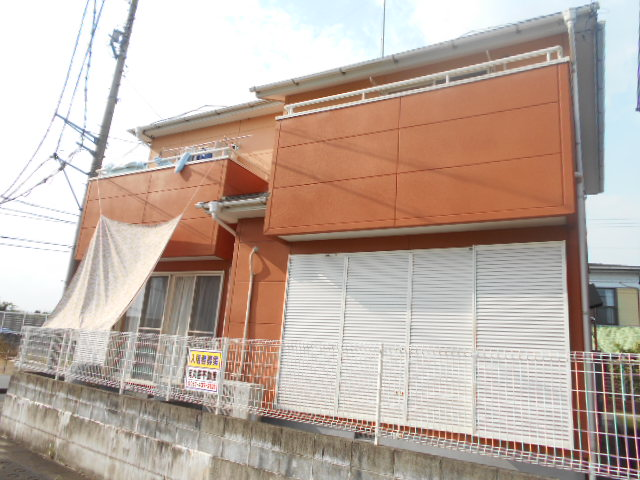 中川テラスハウス外観写真