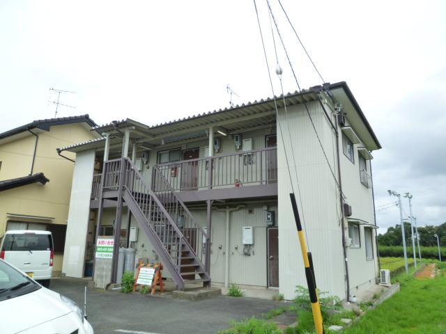 藤島コーポ外観写真