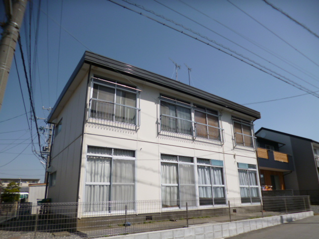 永田アパート外観写真