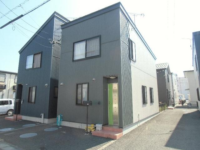 KIKUGAWA HOUSE B棟外観写真