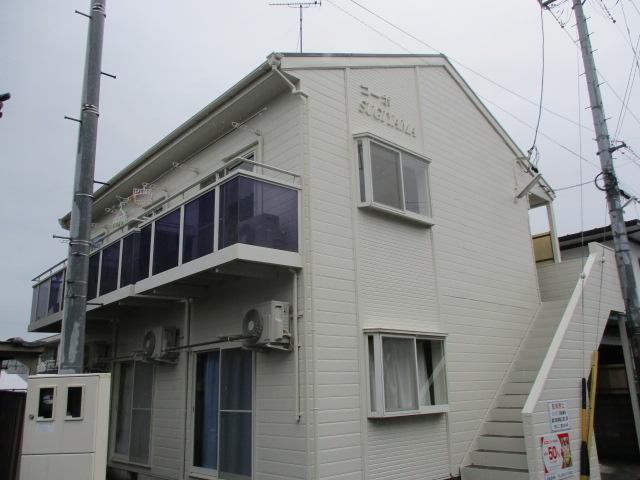 コーポSUGIYAMA外観写真