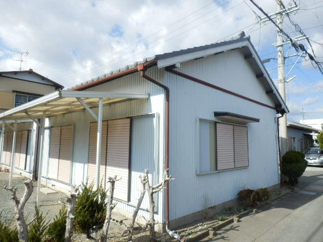 横須賀662-4貸家外観写真