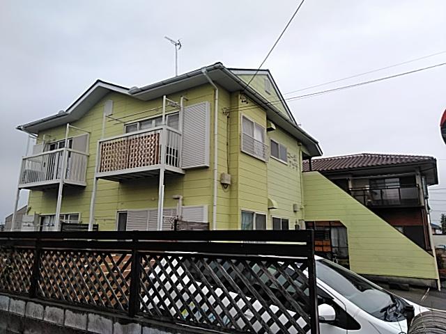 コーポアヅサ外観写真