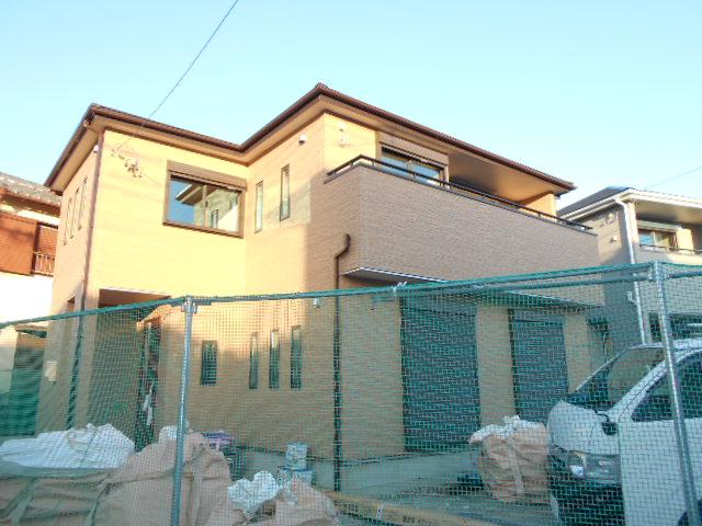 上島新築戸建A外観写真