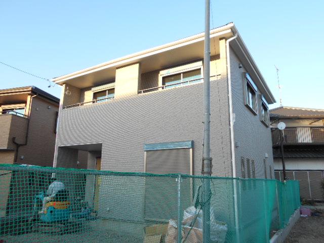 上島新築戸建B外観写真
