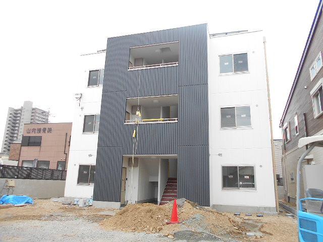 仮称)上島新築賃貸住宅外観写真
