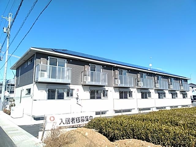 (仮)D-room三方原Ⅲ外観写真